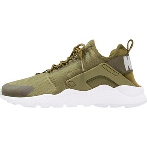 Nike Sportswear AIR HUARACHE RUN ULTRA Baskets basses olive flak/white