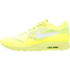 Nike Sportswear AIR MAX 1 ULTRA FLYKNIT Baskets basses volt/white/electric green