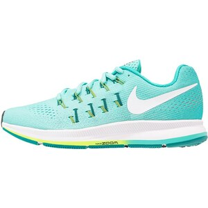 Nike Performance AIR ZOOM PEGASUS 33 Chaussures de running neutres hyper turquoise/white/clear jade/volt/rio teal