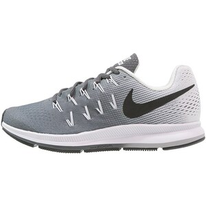 Nike Performance AIR ZOOM PEGASUS 33 Chaussures de running neutres dark grey/black/white