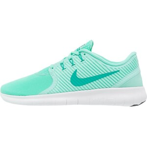 Nike Performance FREE RUN COMMUTER Baskets basses hyper turquoise/turbo green/off white