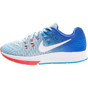Nike Performance AIR ZOOM STRUCTURE 19 Chaussures de running stables bluecap/white/racer blue/blue glow