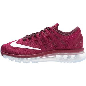 Nike Performance AIR MAX 2016 Baskets basses noble red/white/pink blast/night maroon/fuchsia flux