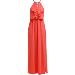 New Look Robe longue coral
