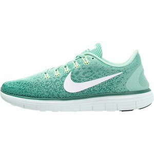 Nike Performance FREE RUN DISTANCE Chaussures de course neutres hyper turquoise/white/hyper jade