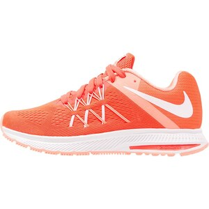 Nike Performance ZOOM WINFLO 3 Chaussures de running neutres bright crimson/white/atomic pink