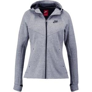 Nike Sportswear Sweat zippé carbon heather/black