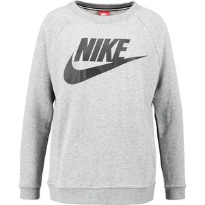 Nike Sportswear Sweatshirt carbon heather/dark grey/black
