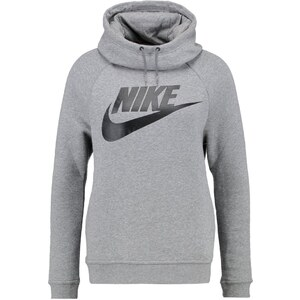 Nike Sportswear RALLY Sweat à capuche carbon heather/dark grey/black