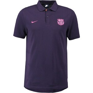Nike Performance FC BARCELONA Article de supporter purple dynasty/vivid pink
