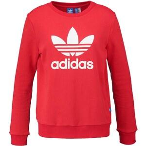 adidas Originals Sweatshirt vivid red