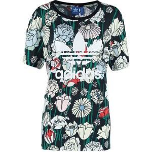 adidas Originals BOYFRIEND FIT Tshirt imprimé multcoloured