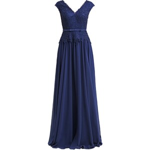 Luxuar Fashion Robe de cocktail mitternachtsblau