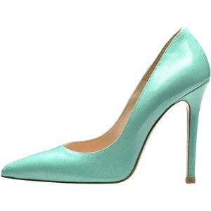 Evita Escarpins à talons hauts turquoise