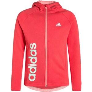 adidas Performance ESSENTIALS Sweat zippé joy/ray pink