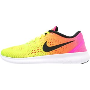 Nike Performance FREE RUN Chaussures de course neutres bunt/weiß