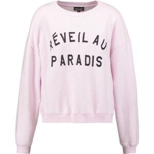 Topshop Sweatshirt light pink
