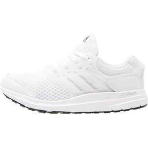 adidas Performance GALAXY 3 Chaussures de running neutres white/crystal white/core black
