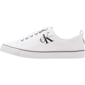 Calvin Klein Jeans DORA Baskets basses white