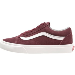 Vans OLD SKOOL Baskets basses red mahogany/blanc