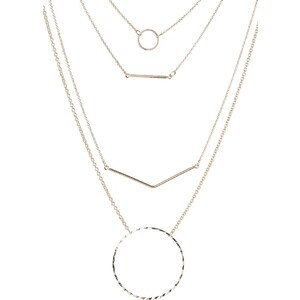 Topshop Collier goldcoloured