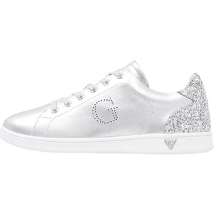 Guess SUPER 2 Baskets basses silver