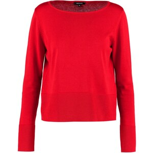 More & More Pullover red passion