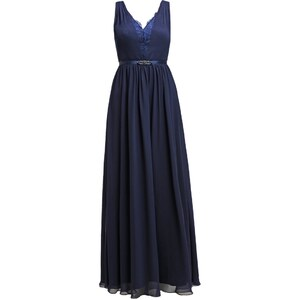 Laona Robe de cocktail stormy blue