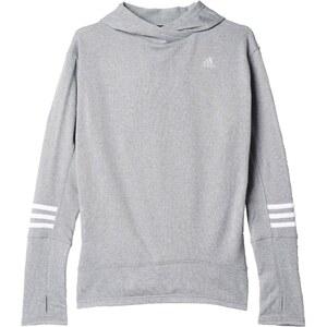 adidas Performance RESPONSE Sweat à capuche grey