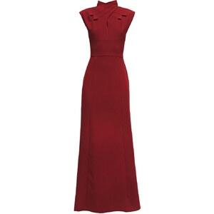 IVY & OAK Robe longue bloody red
