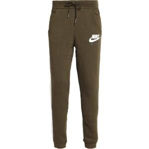 Nike Sportswear RALLY Pantalon de survêtement dark loden/birch heather/white