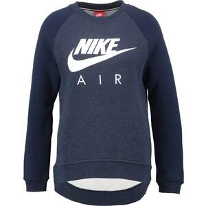 Nike Sportswear Sweatshirt obsidian heather/obsidian/white