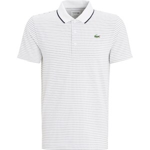 Lacoste Sport Polo white/navy blue/france papyrus