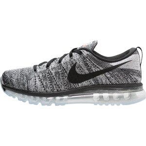 Nike Performance FLYKNIT MAX Chaussures de running neutres white/black