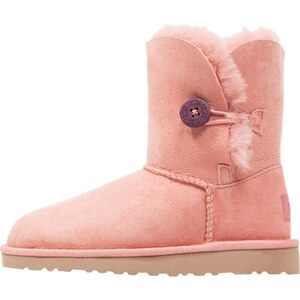 UGG BAILEY BUTTON Bottines chemise pink