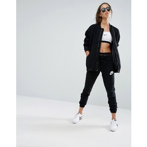 Nike - Rally - Pantalon de survêtement slim - Noir