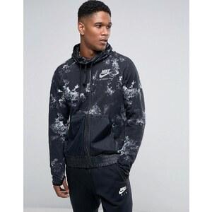 Nike - International - Sweat à capuche et fermeture éclair - Noir 802367-010 - Noir