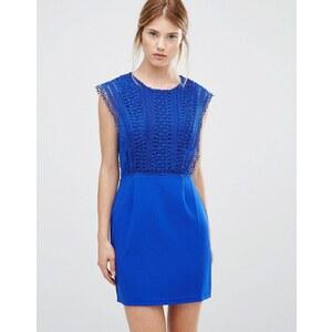 Greylin - Esme - Robe au crochet - Bleu