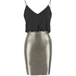 TFNC ANNIE Robe de soirée black/gold