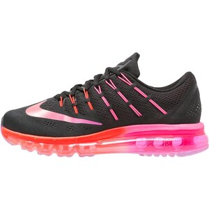 Nike Performance AIR MAX 2016 Baskets basses black/multicolor/noble red/bright crimson/pink blast