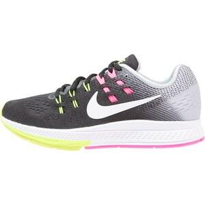 Nike Performance AIR ZOOM STRUCTURE 19 Chaussures de running stables schwarz/grau