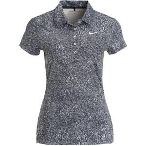 Nike Golf PRECISION Polo black/metallic silver