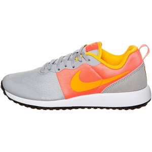 Nike Sportswear ELITE SHINSEN Baskets basses wolf grey/varsity maize/bright mango