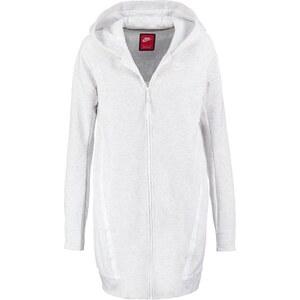 Nike Sportswear TECH FLEECE Sweat zippé birch heather/white