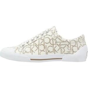 Calvin Klein GISELLE Baskets basses white
