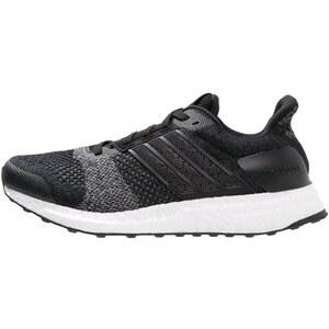 adidas Performance ULTRA BOOST ST Chaussures de running stables core black/silver metallic