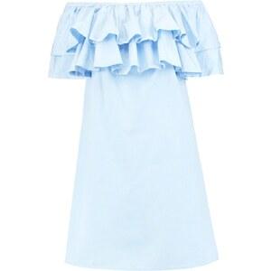 Vero Moda VMMILLA Robe d'été cashmere blue