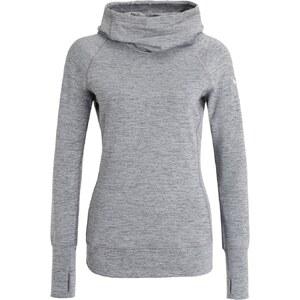 Nike Golf BUNKER Sweatshirt dark grey/metallic silver