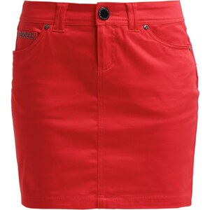 Morgan JACINO Jupe en jean rouge