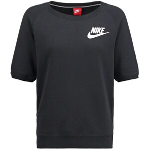 Nike Sportswear RALLY Sweatshirt black/white